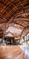Leviathan Studio - Vertical by Lasqueti-Ronnie