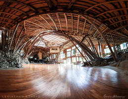 Leviathan Studio - Entrance by Lasqueti-Ronnie