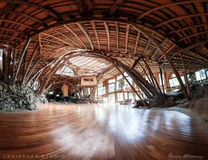 Leviathan Studio - Entrance