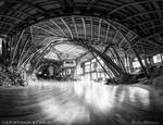Leviathan Studio - Entrance [BW]