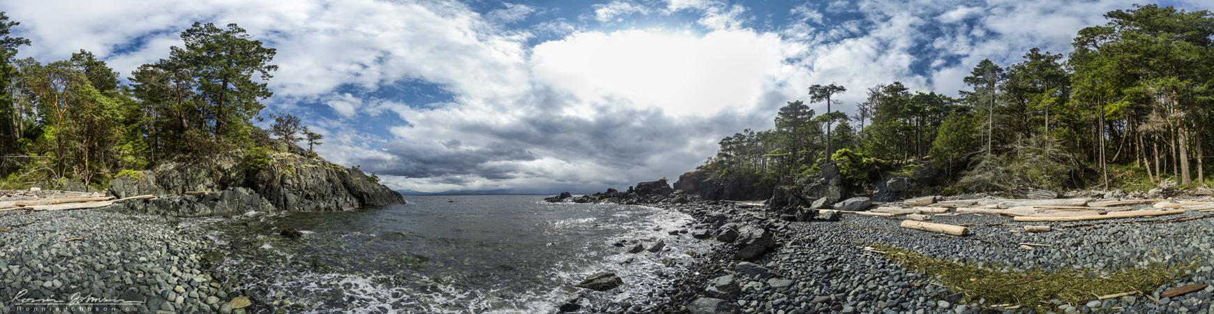Hidden Bay by Lasqueti-Ronnie