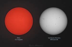 Sunspots - July 5