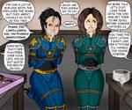 Luna and Ellie: Captured Coppers (ALTERNATE)