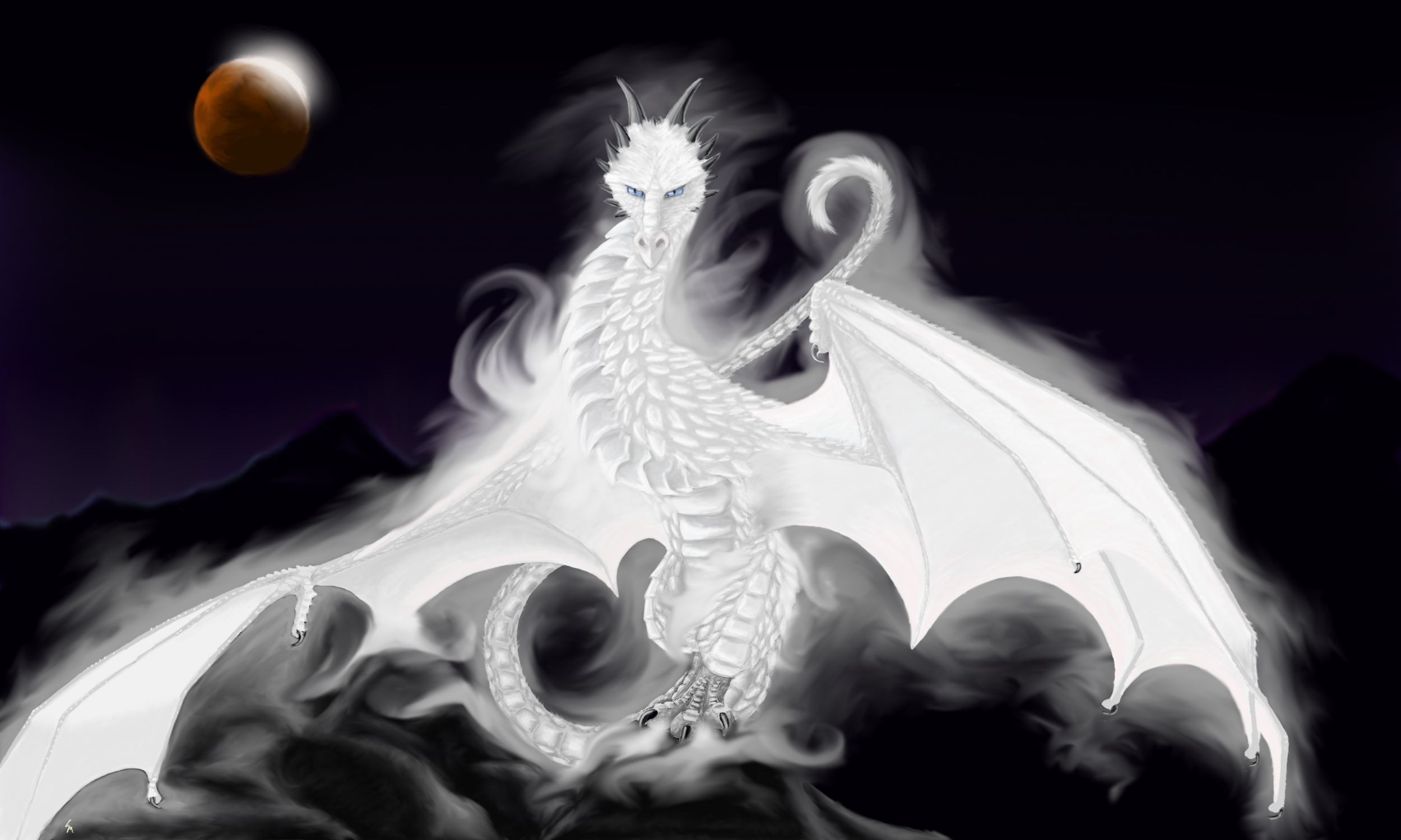 Dragon Spirit By Dovahkiinfalconer On DeviantArt