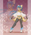 Genshin Impact Adoptable 01 [OPEN]