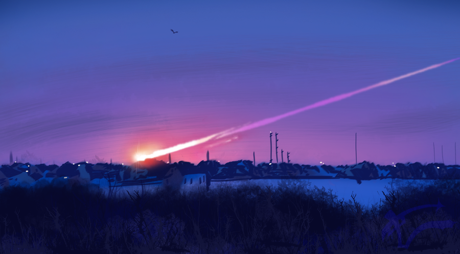 Meteor Study by Chaos28561