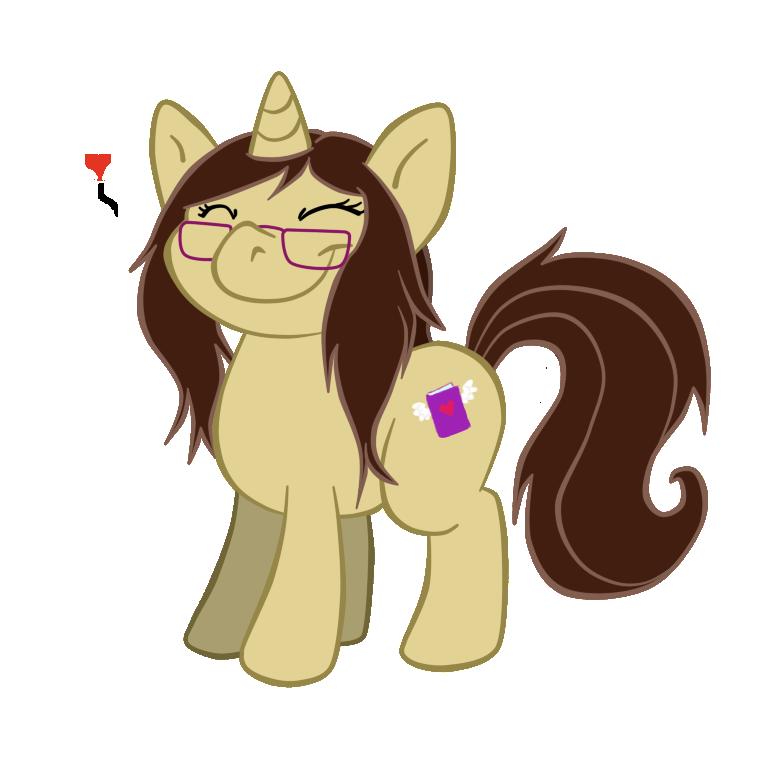 Happy pony is happy by LittleEdward