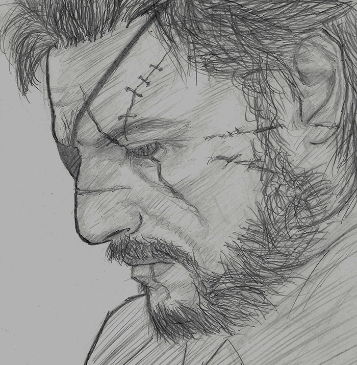 VenomSnake by TheArtisticTiger