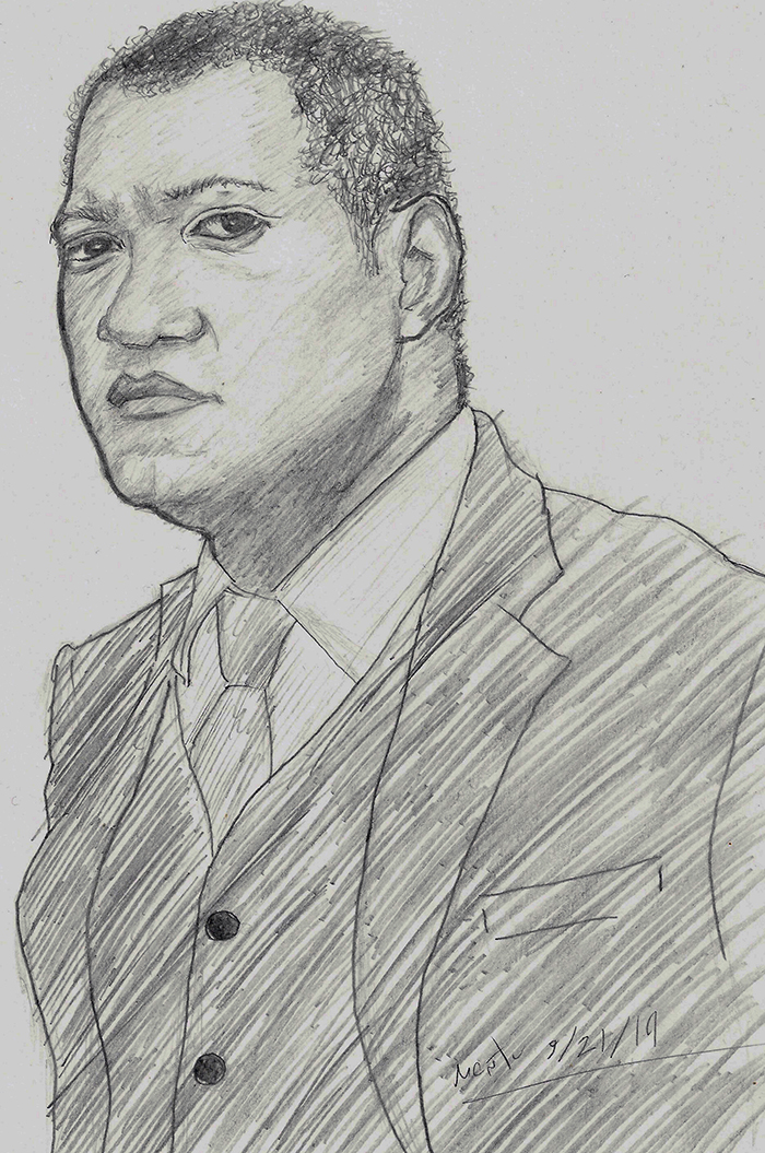 Fishburne by TheArtisticTiger