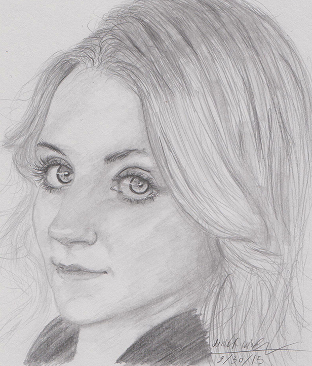 Evanna Lynch by TheArtisticTiger