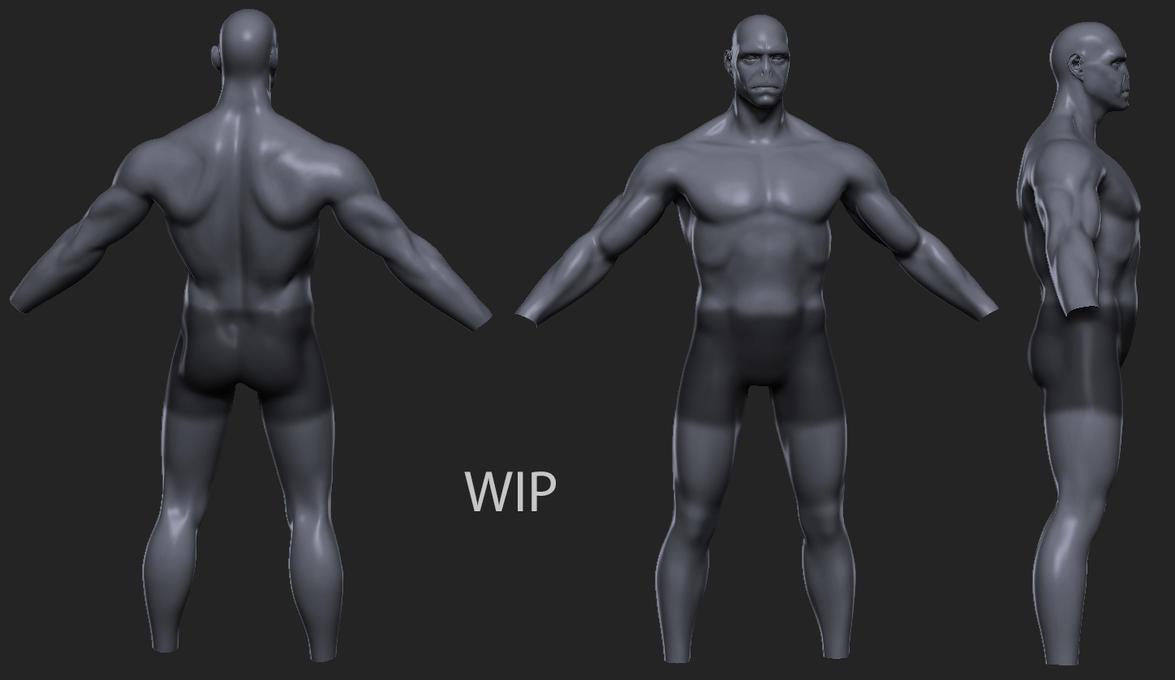 Darth Voldemort WIP_02 by TheArtisticTiger