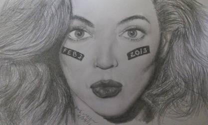 A Beyonce Portrait