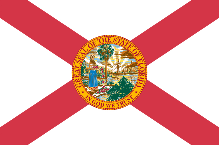 Florida's Flag by FloridaFlag