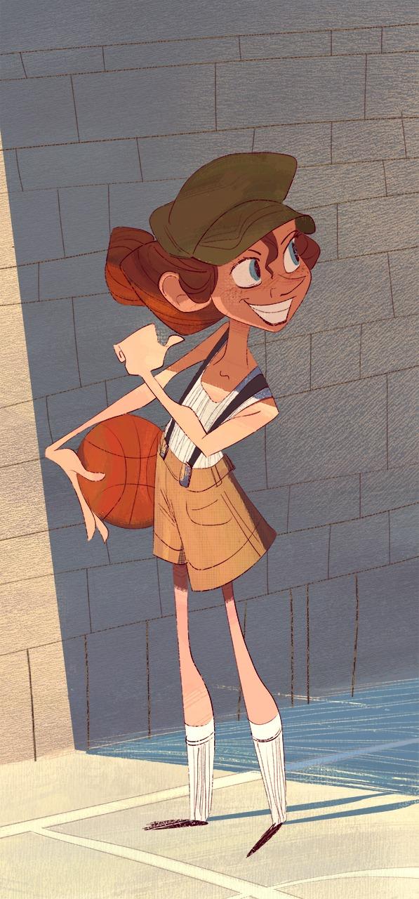 Character Design by alejodiaz