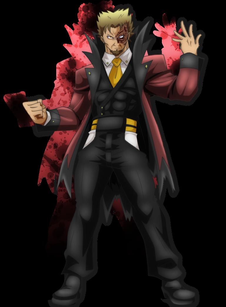 Master Kabuto by donkeysonic