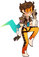 tracer by trinoids