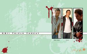 CSI Triple Threat by BowEchoMedia
