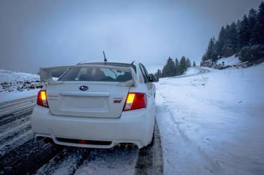 Under Snow by GauthierN
