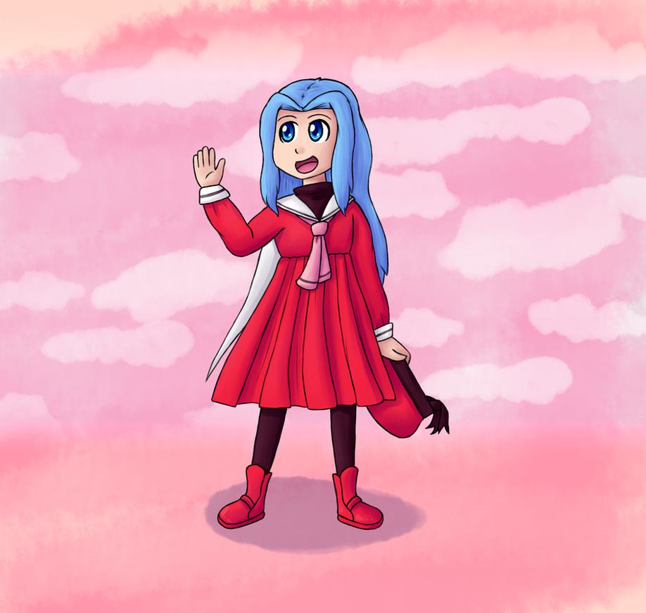 Winter Uniform Hira by Hira-Dontell