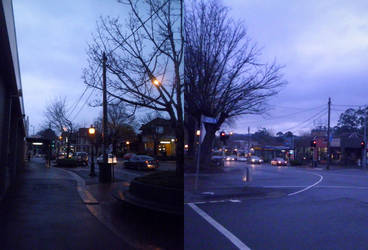 street lights by misguidedRainbows