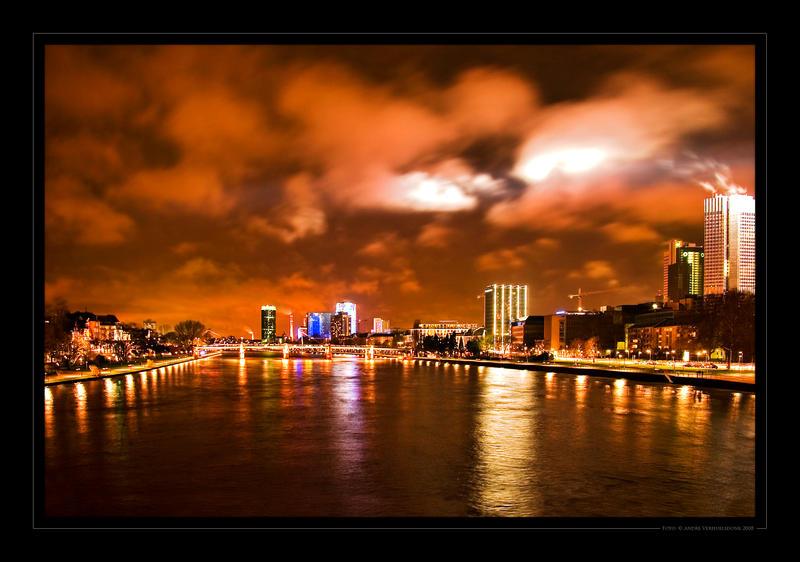 Burning City by donk00085
