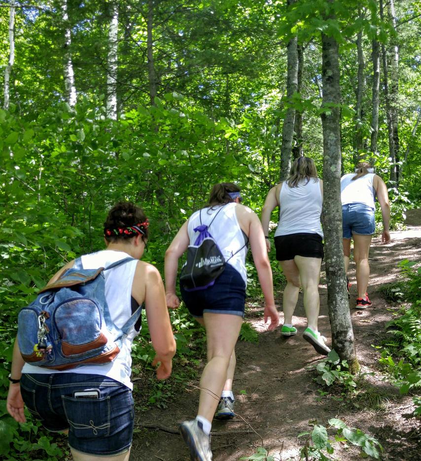 Jay Cook Camp-trip: 16 by SapheraRoseBurton