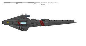 Mowe Class-destroyer