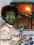 Boblin Ross, the Painting Goblin - April 2020