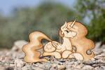 Princess of the Sun CrispyChris - Laser Cut
