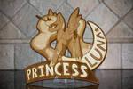 Laser Cut - Princess Luna by DarkFlame75
