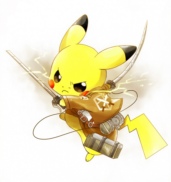 pikachu el ninja by kirajan