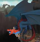 Crimson Cragback