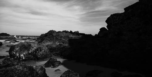 Dark Sea by WickhamArt