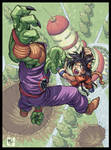 Goku Vs. Piccolo