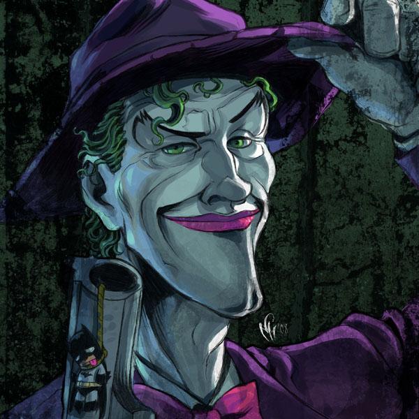 Joker Dome by MarcelPerez
