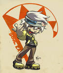 Chibi Soul for RosaKiddy