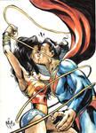 Superman x Wonderwoman