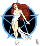 Danu Celtic Mother Goddess