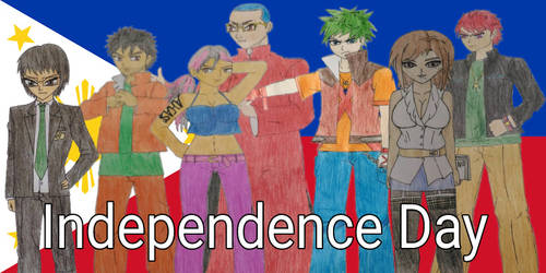 Happy Independence Day Philippines(2019)