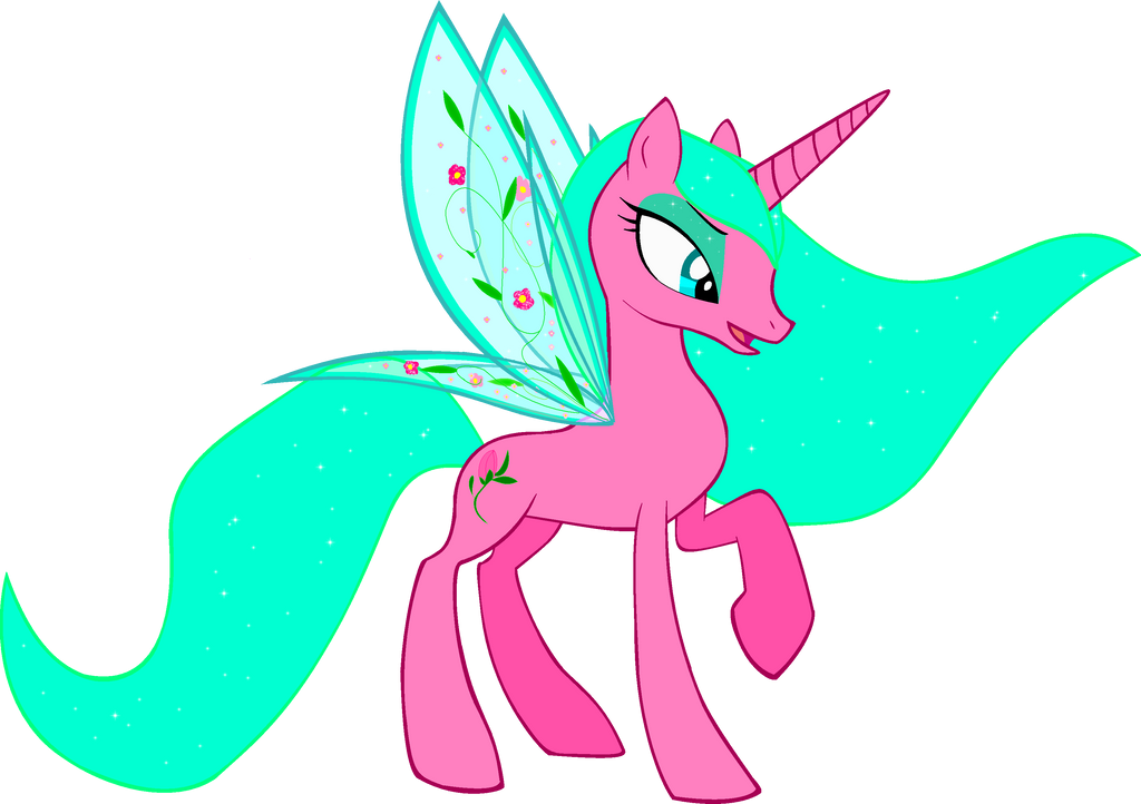 SpringWind Alicorn by MLStronghold