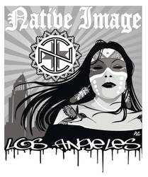Native Image T-shirt design