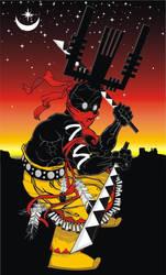 Apache Gand Dancer 1
