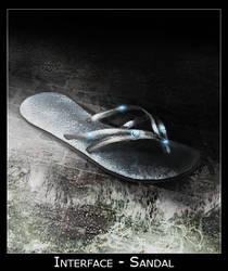 Sandal-Interface by Moev