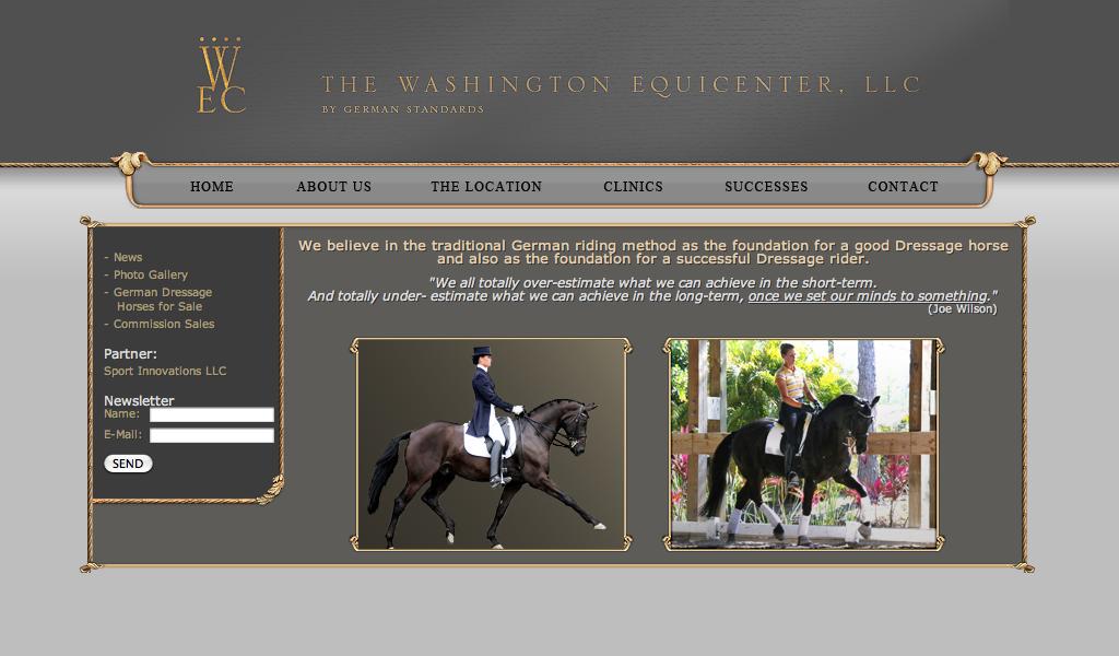 Washington-Equicenter