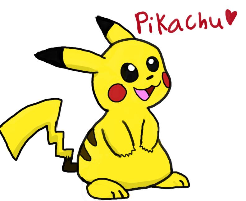 Pikachu practice by LordBoop