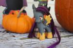 Halloween Pony Custom