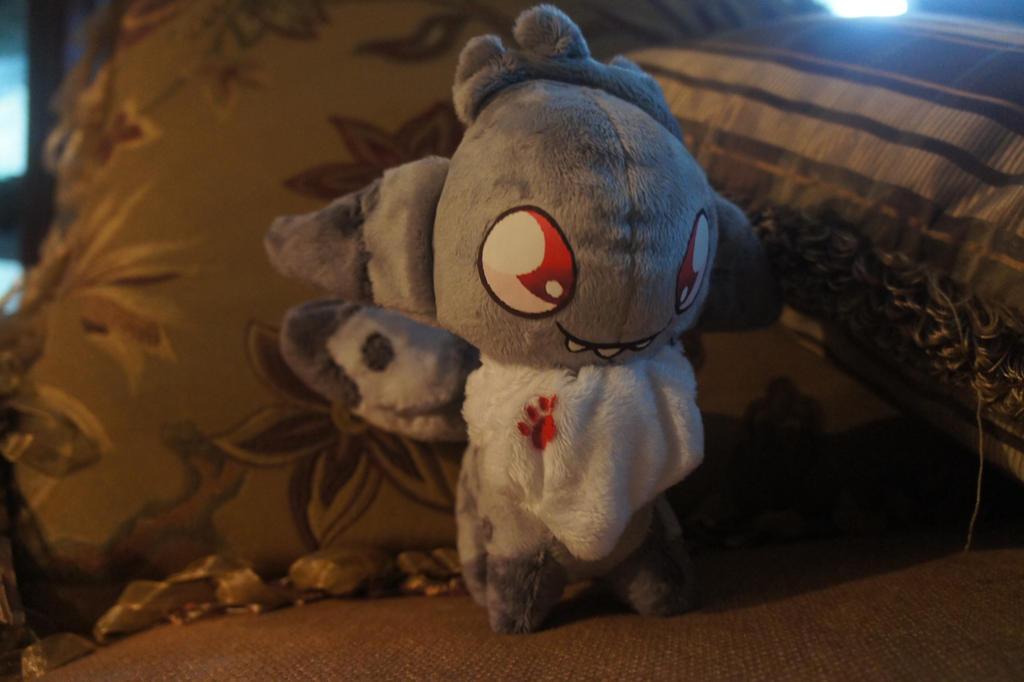 Shiny Eevee :Commission: by LordBoop