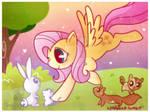 Butterfly Pony