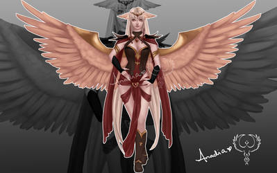 ADOPTABLE AUCTION 36 [CLOSED] by Anadia-Adopts