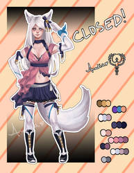 ADOPTABLE AUCTION 37 [CLOSED] by Anadia-Adopts